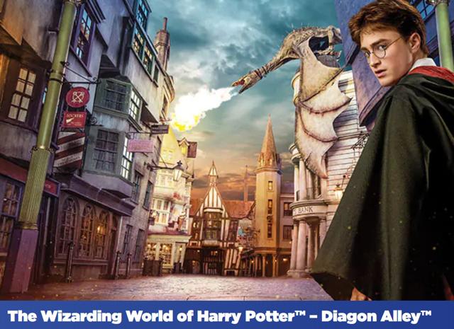 Le monde sorcier de Harry Potter