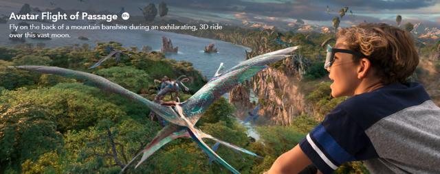 Avatar: Passage de passage