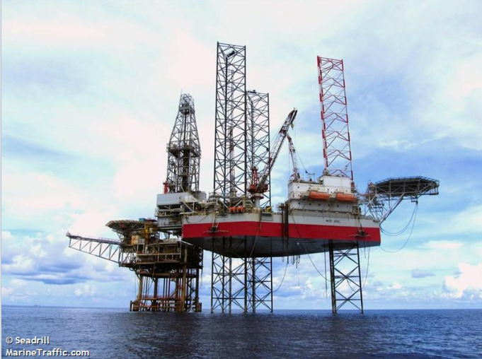 Seadrill May Soon Employ Up To 5 Jack-Ups - Seadrill Limited (NYSE