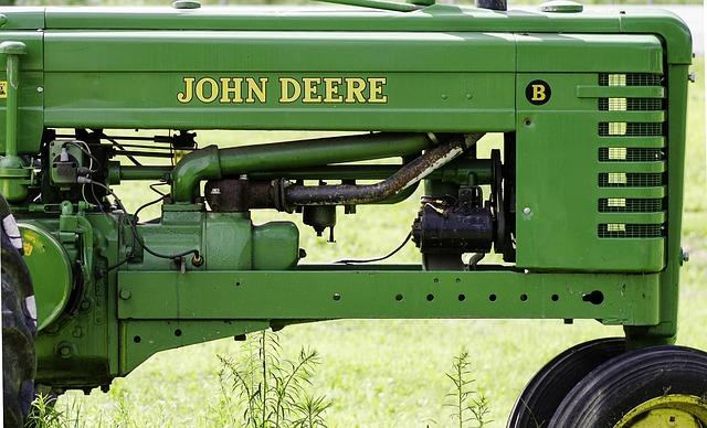 Here Is The Price I'll Consider Buying Deere