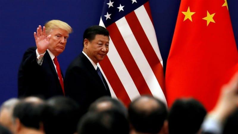 A Trade War Morphs Into An Economic War