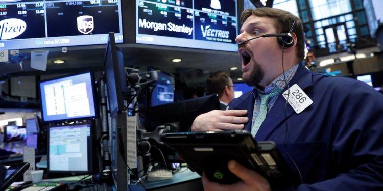 Here's Why The Market Could Melt Down From Here
