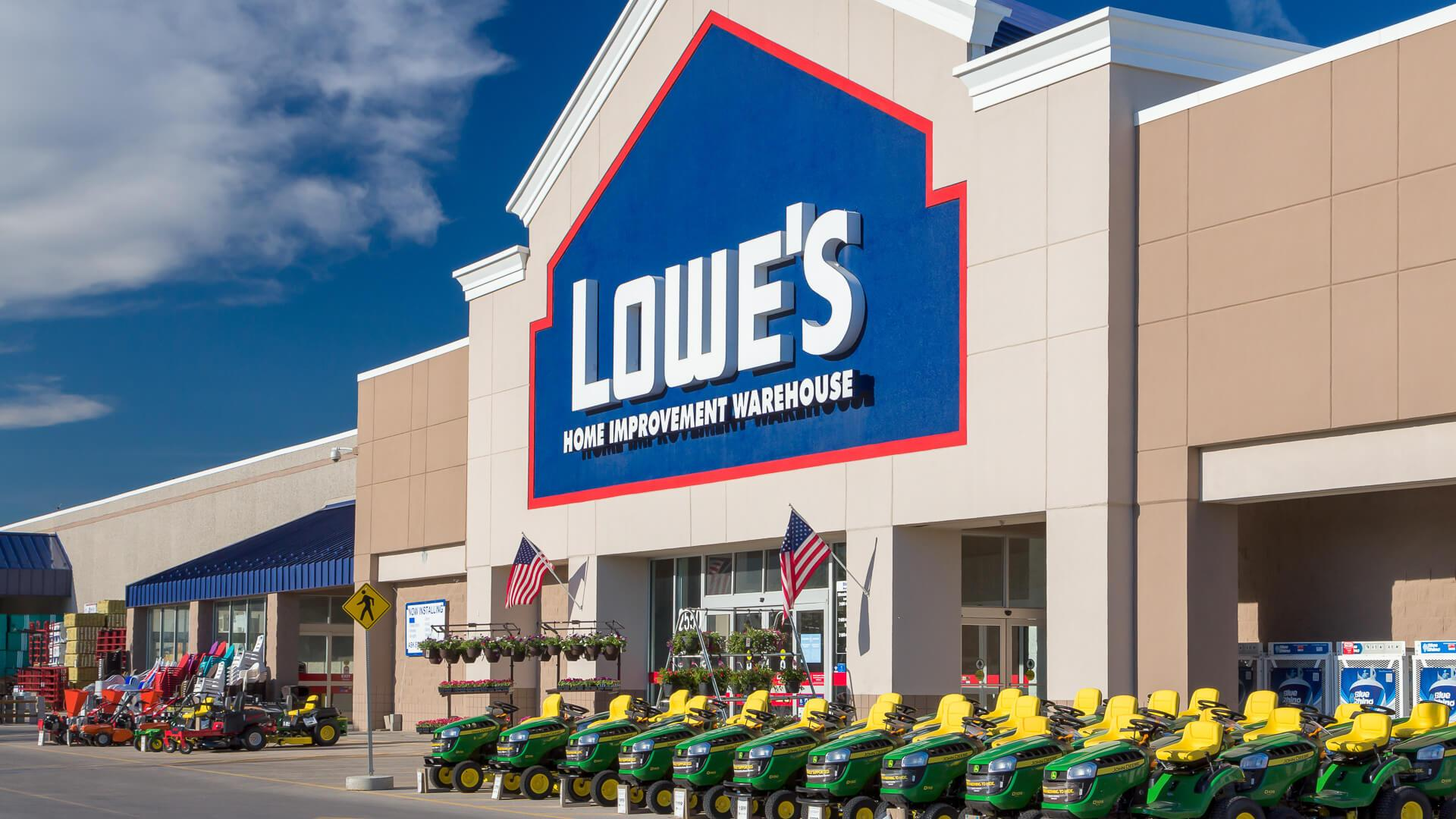 Lowe's: Not So Bad To Justify The Sharp Selloff - Lowe's Companies