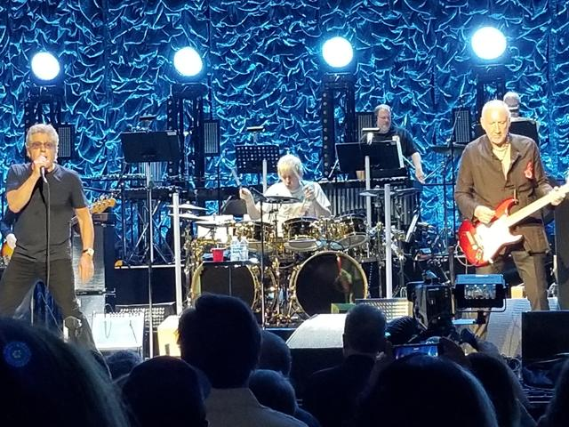 The Who May 19 Indianapolis