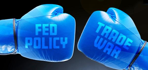 Double Whammy: Fed Policy And The U.S.-China Trade War