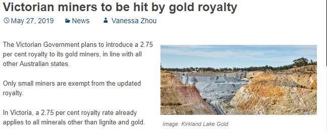 Kirkland Lake Gold: Patience Required - Kirkland Lake Gold Ltd