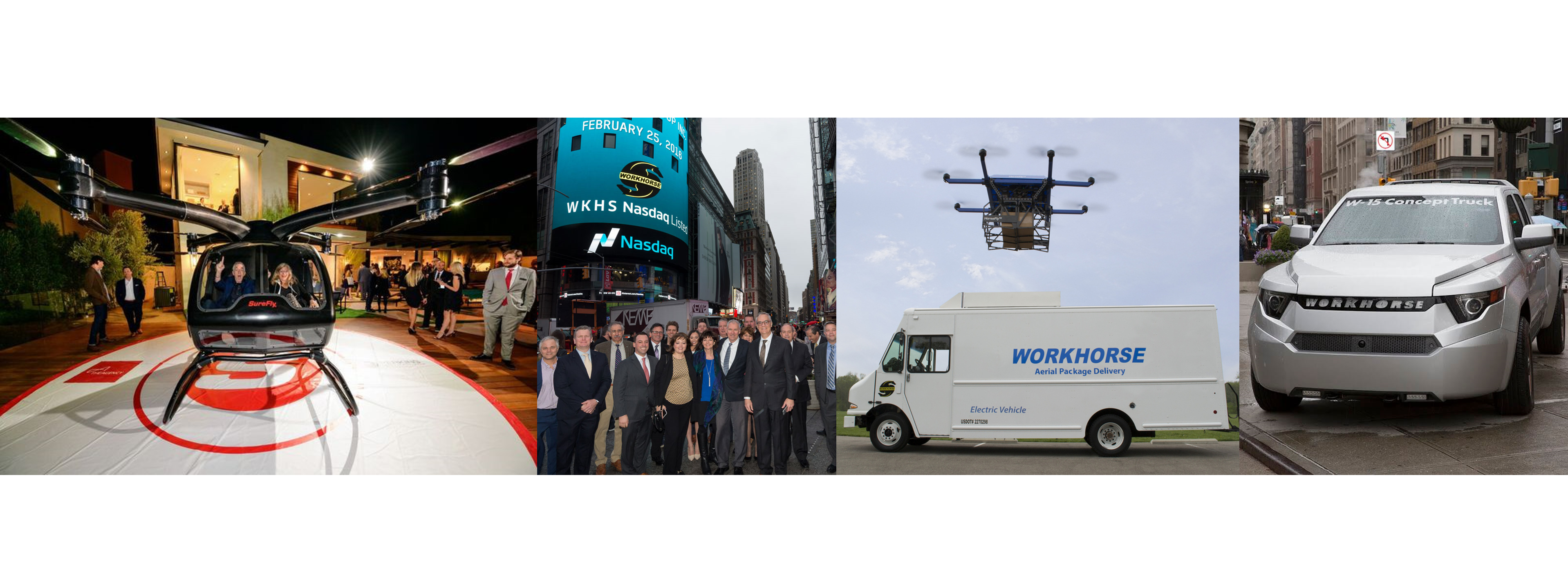 Workhorse Group: Life In The Fast Lane - Workhorse Group Inc