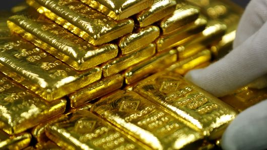 gold and reits