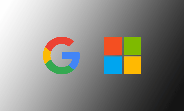 better buy  microsoft vs  google