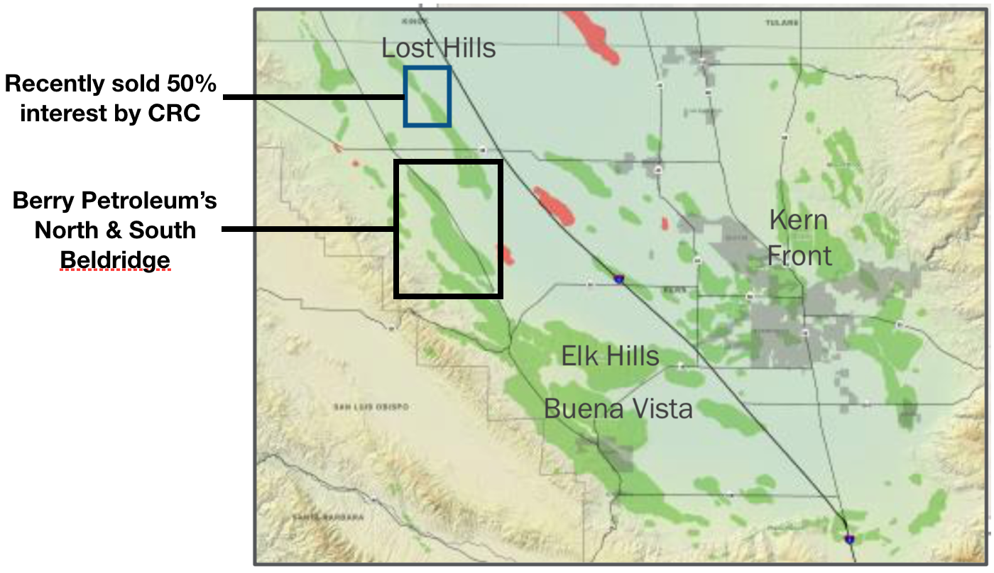 California Resources Q1 Review Lost