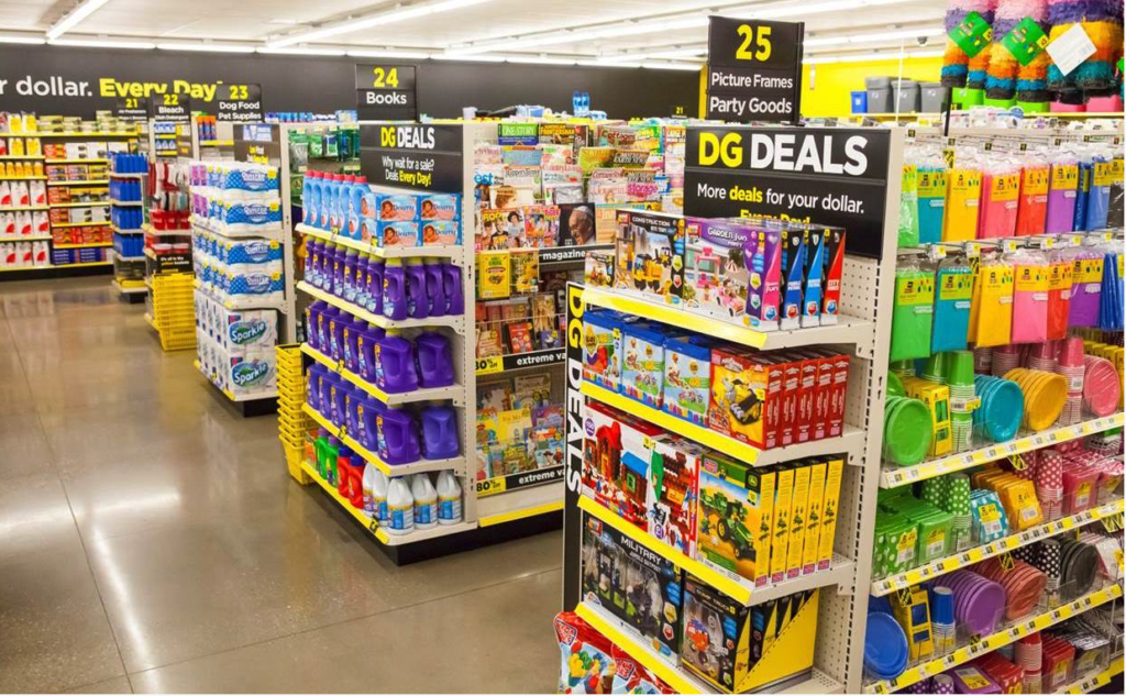 Dollar General's Growth And Rising Dividend Make It My Top