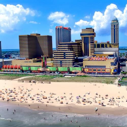 The Atlantic City Tropicana doing well in a shrunken market