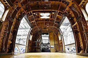 Plane Interior Image
