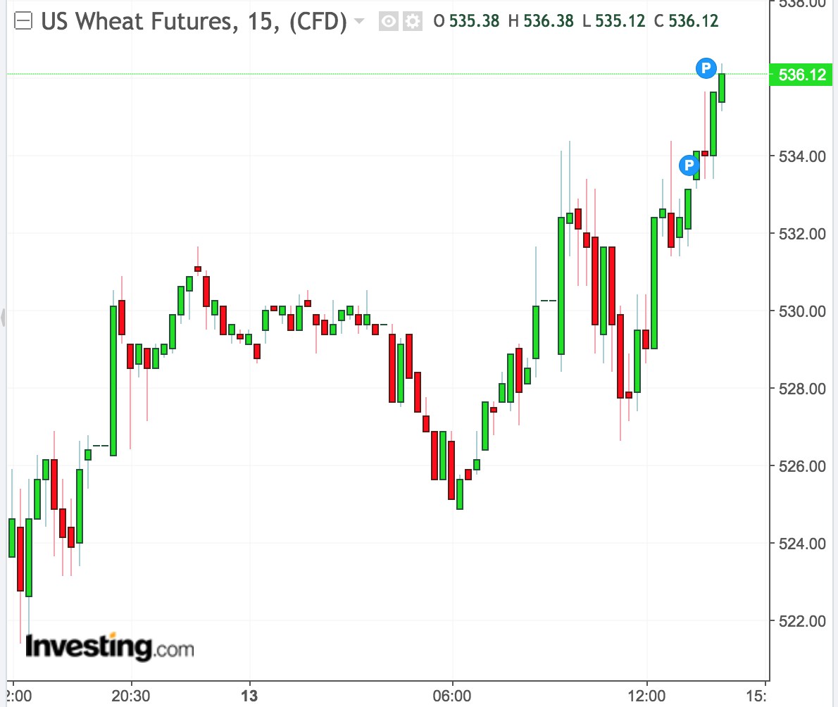 After Upward Movement, Grain Prices Could Become Mixed