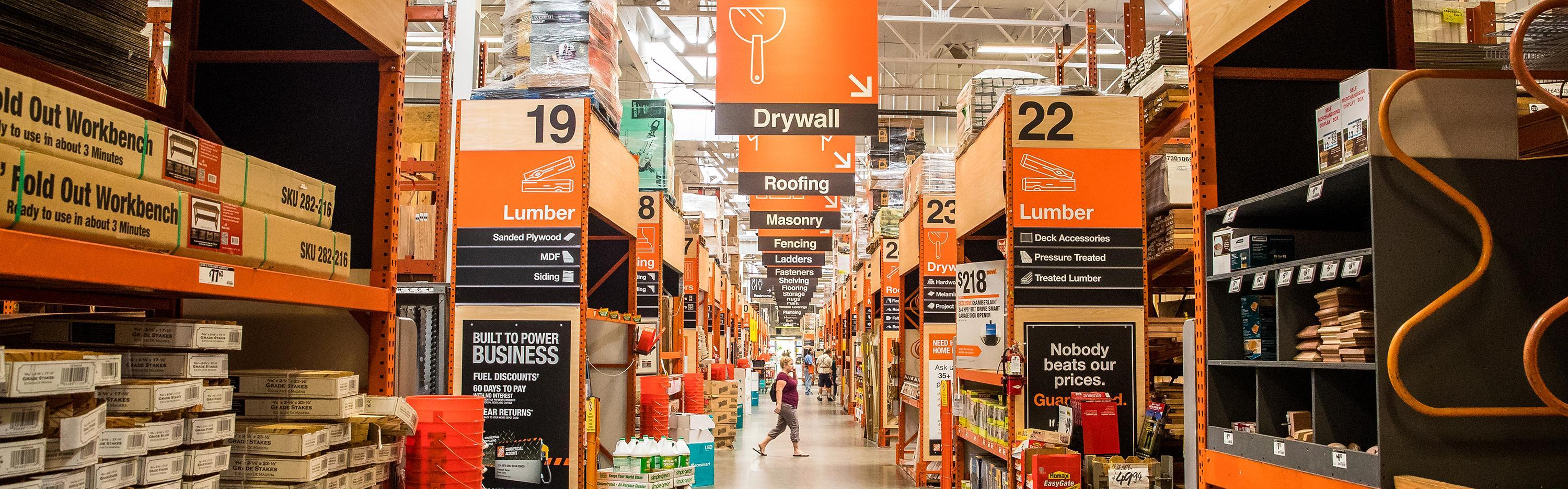 Nearly Impossible To Bet Against Home Depot