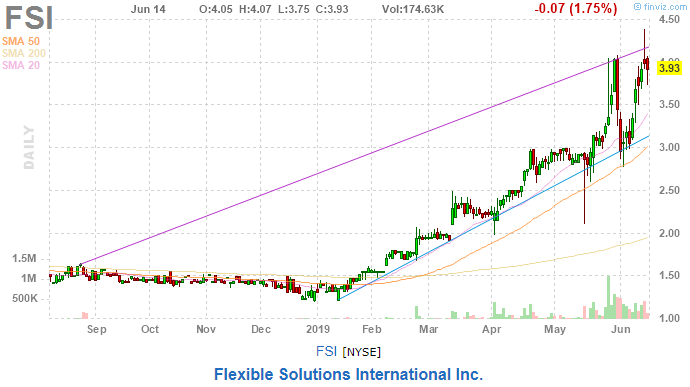 Flexible Solutions' Monster Rally