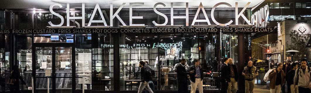 Shake Shack: Overheated