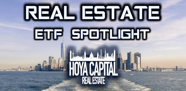 5 High-Yield Real Estate ETFs For Income Investors