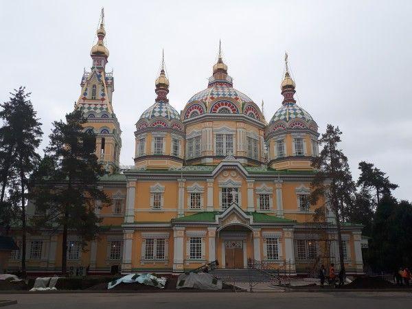 Asia Frontier Capital - Kazakhstan Travel Report