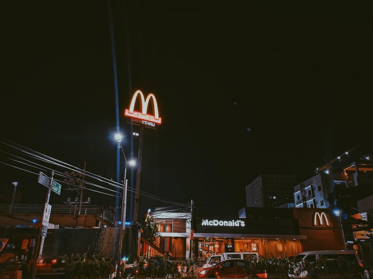 McDonald's: You've Lost That Lovin' Feelin'