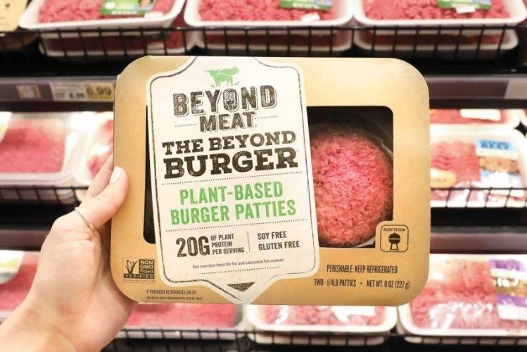 Beyond Meat: A Unique Low Risk Option Strategy