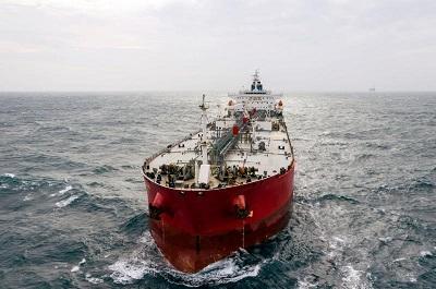 Crude Oil Tanker Image