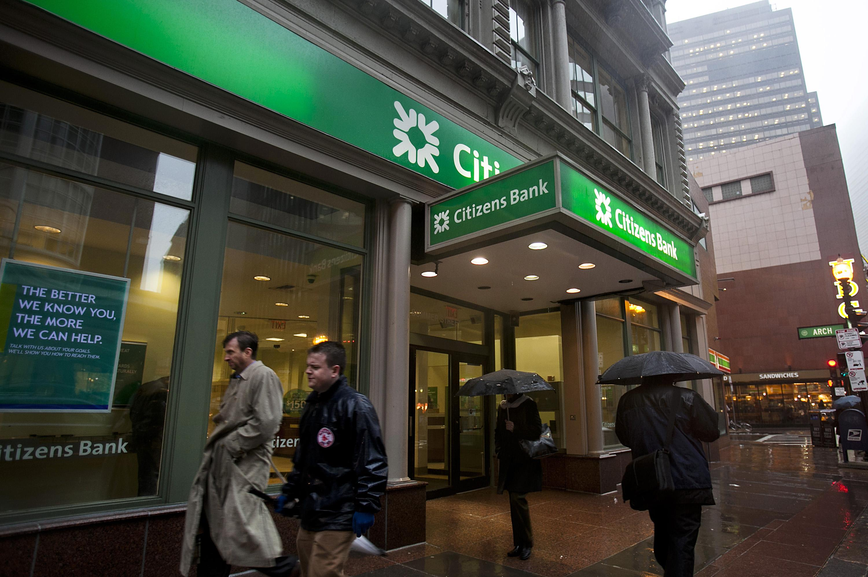 Citizens Financial Is A Nice Regional Bank To Have In Your ...