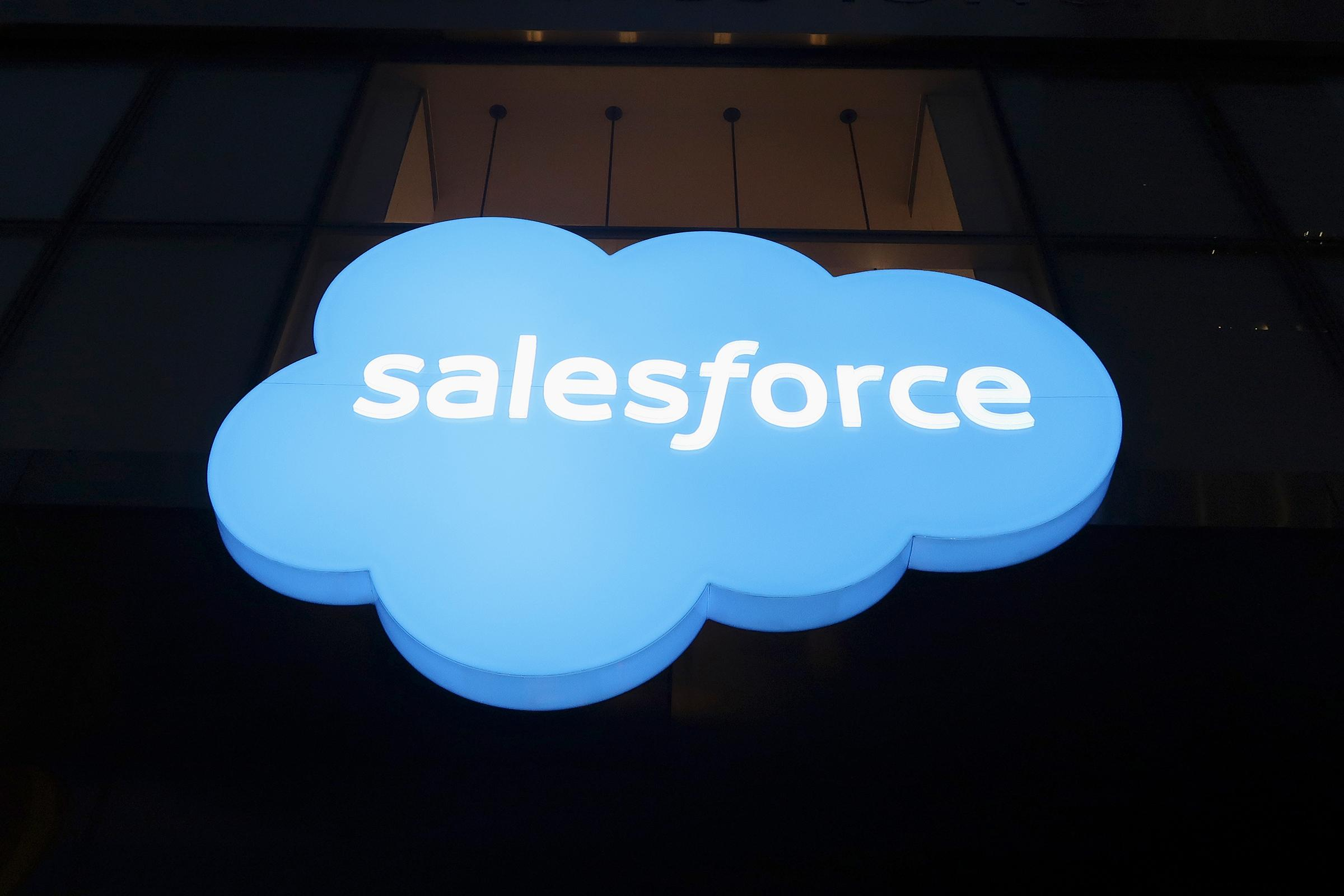 Salesforce.com Shows No Signs Of Slowing Down