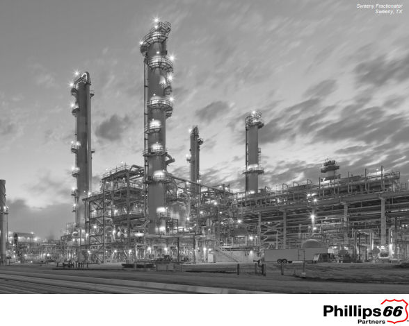 Phillips 66 Partners: Positioned For Significant Growth