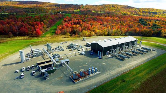 Pennsylvania gas production tops 6 Tcf in 2018