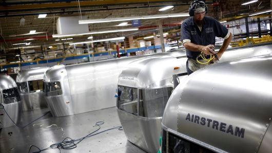 Thor Airstream. Source: CNBC