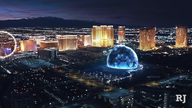 The Sphere: MSG/LVS arena coming to Las Vegas