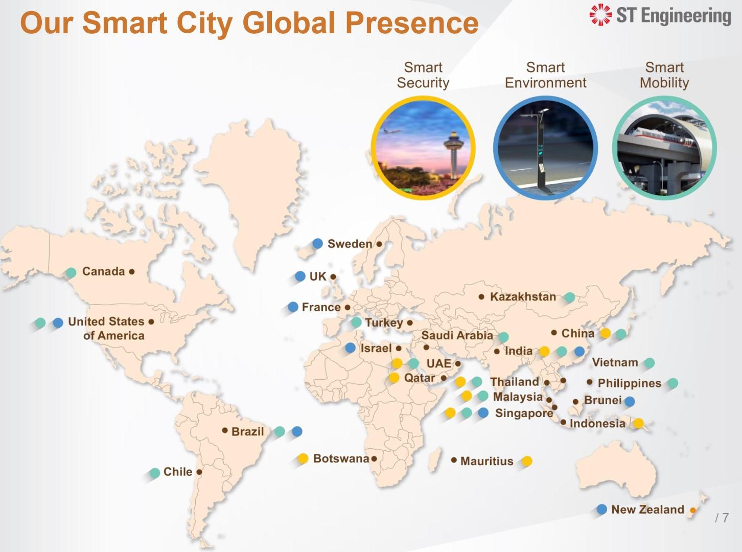 Singapore Technologies Engineering: Waiting For A Better Entry Price For This Defensive Smart Cities Play