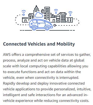 Valuating Amazon's Big Move Into Automotive Data Monetization