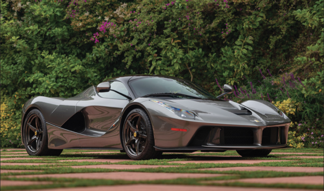 2014 Ferrari LaFerrari To Be Auctioned At RM Sotheby