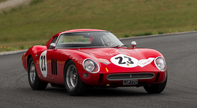 1962 Ferrari 250 GTO - Most Expensive Car At Auction
