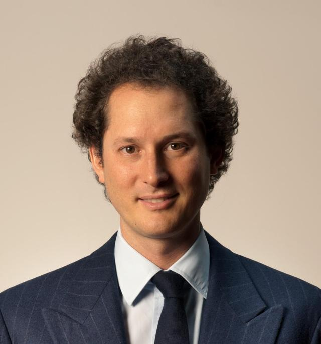 John Jacob Elkann, Chairman Ferrari NV