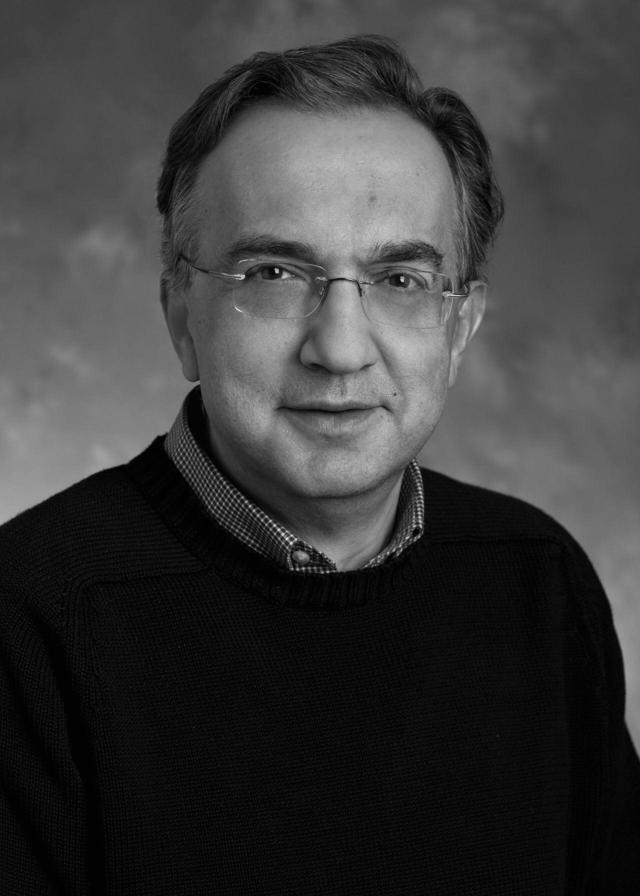 The Late Sergio Marchionne