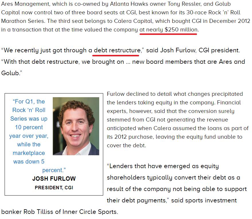 Wanda Sports IPO: It Is Profitable Business Model, But It Is