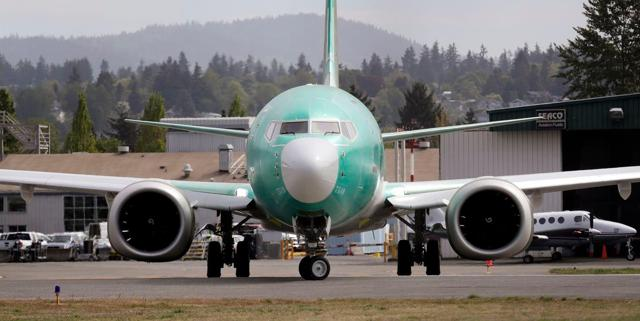 Boeing Multi-Billion Charge Sends Stock Higher