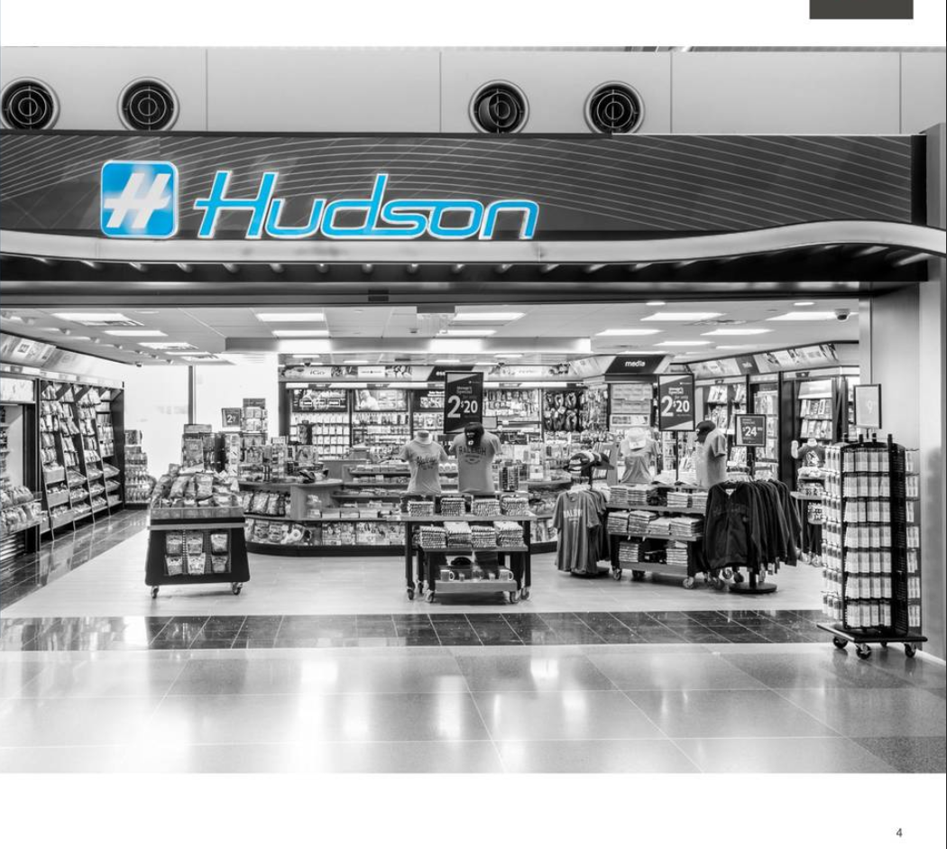 Hudson ltd cl a com ipo