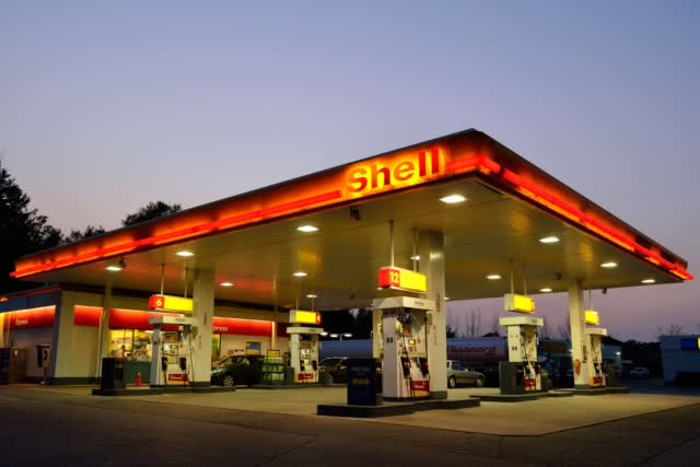 Royal Dutch Shell Shares are cheap