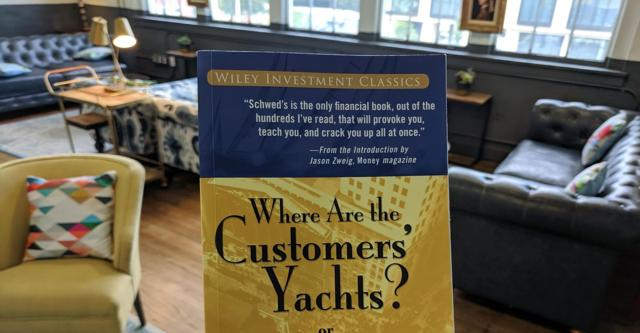 Book cover of Where Are the Customers