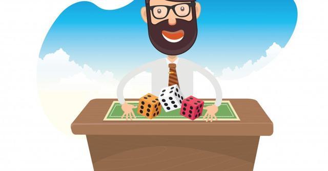 Gambling fallacy portfolio returns