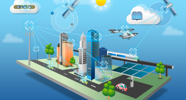 A Look At Smart Cities Of The Future And Some Companies To Benefit