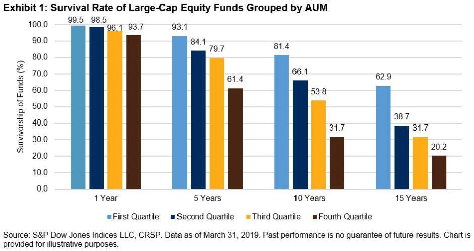 Size Matters For Active Large-Cap Fund Performance