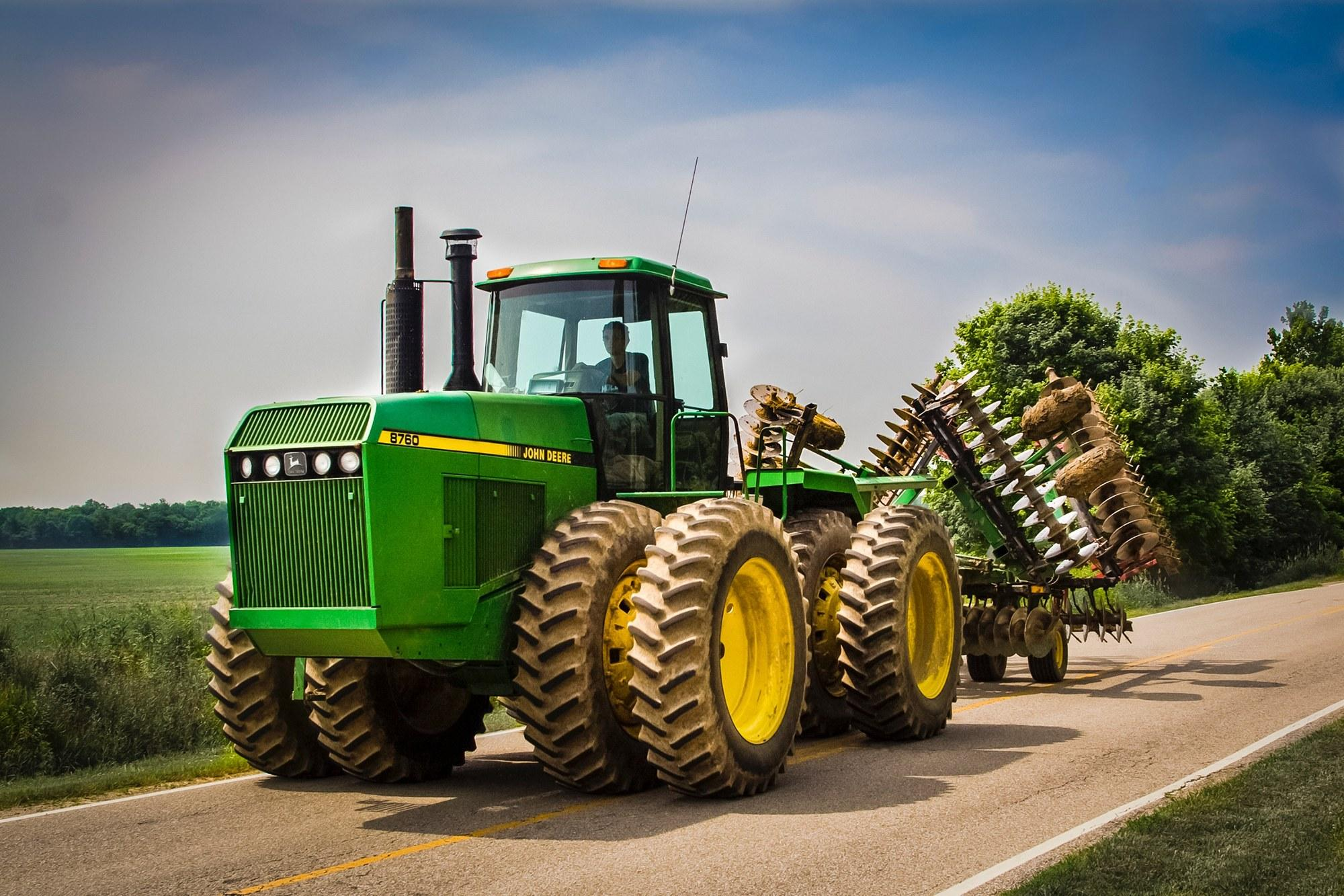 Deere: A Quality Company At Not So Fair Price