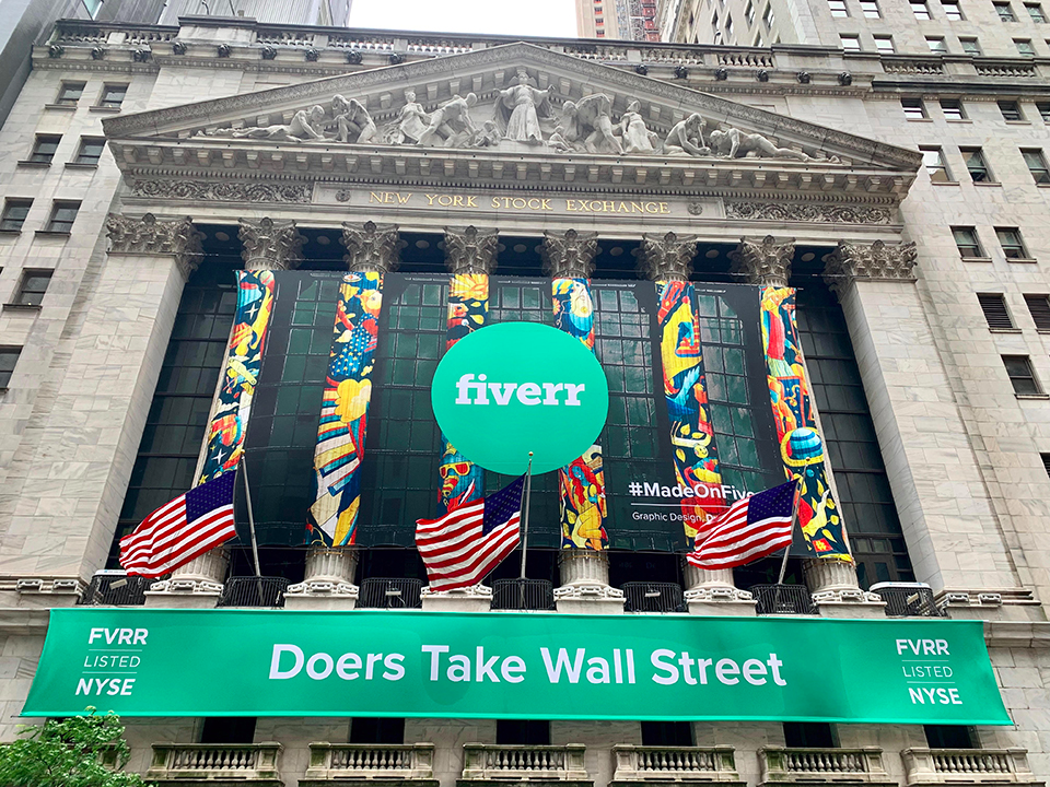 Fiverr: From The People Who Brought You Wix