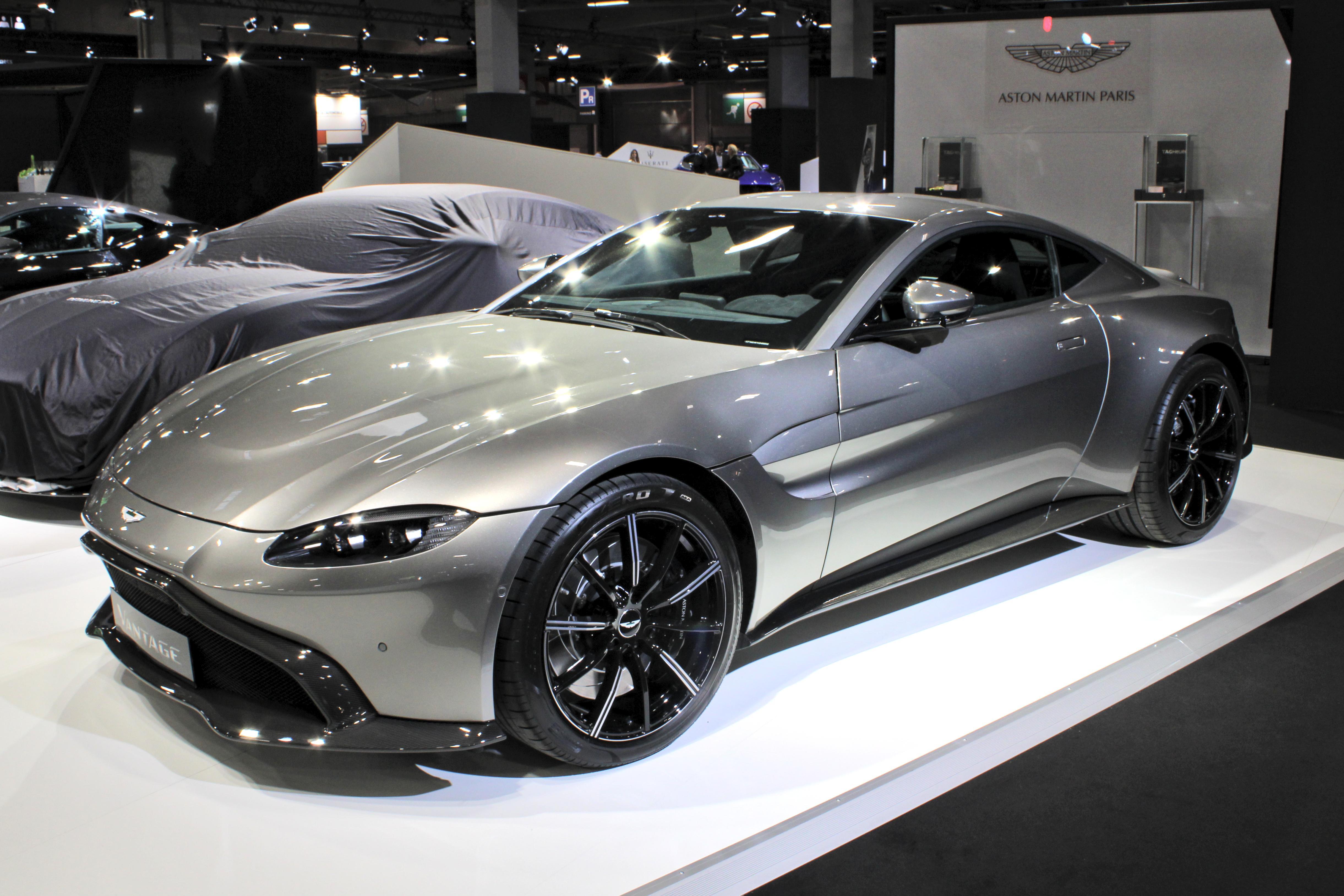 Aston Martin's Share In Free Fall. Fundamentals To Blame