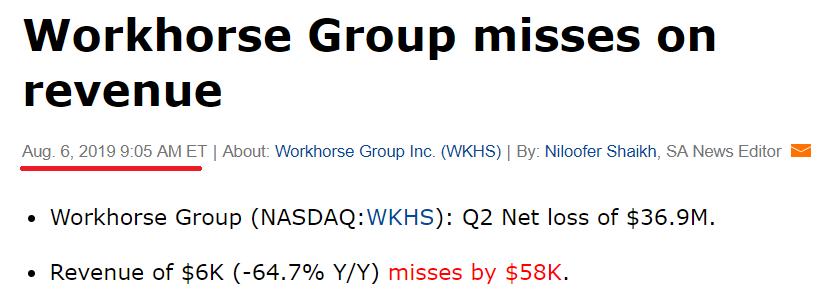 Risky Workhorse: 300% Stock Returns After General Motors